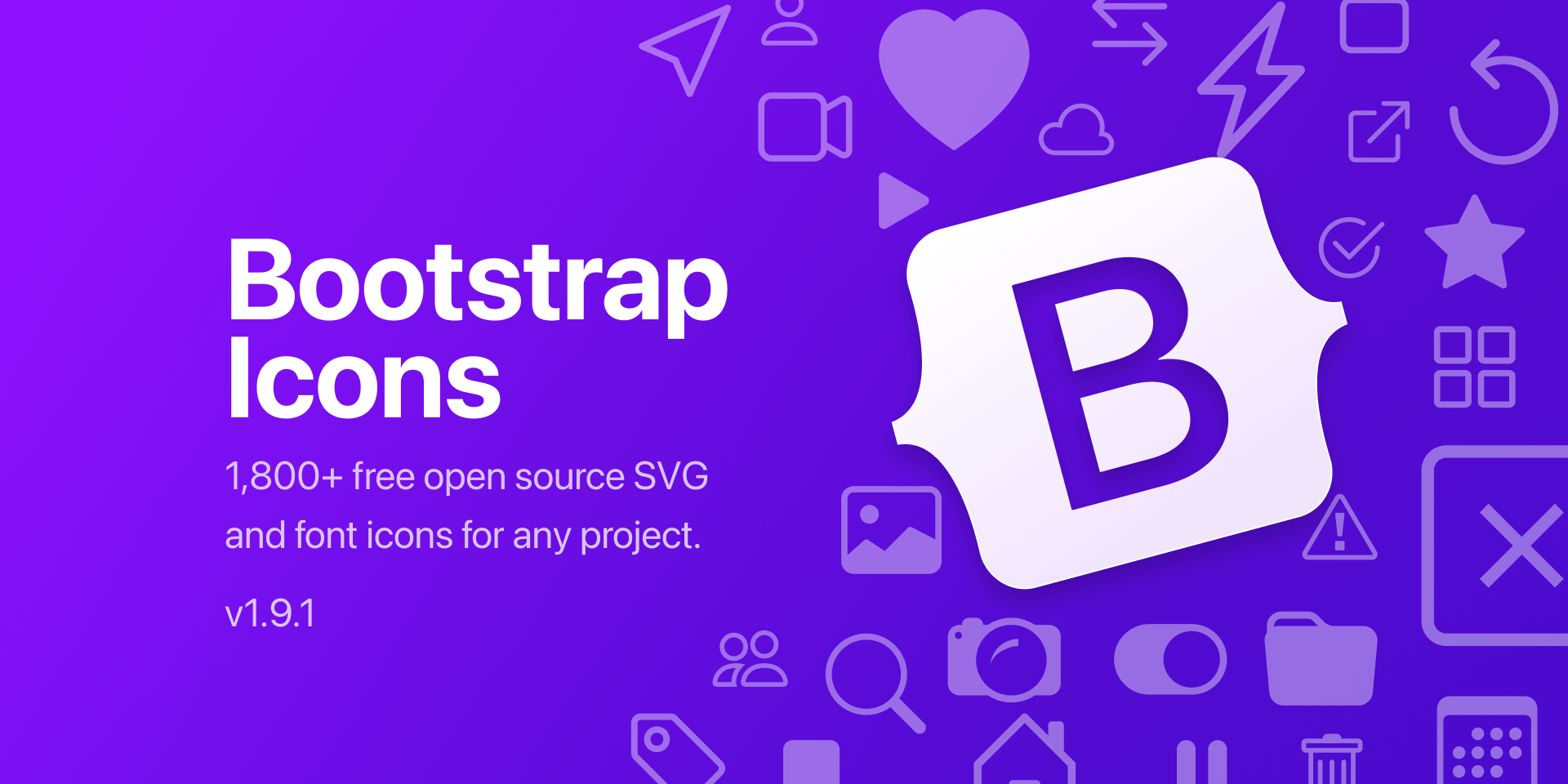 Bootstrap Icons Official Open Source Svg Icon Library For Bootstrap